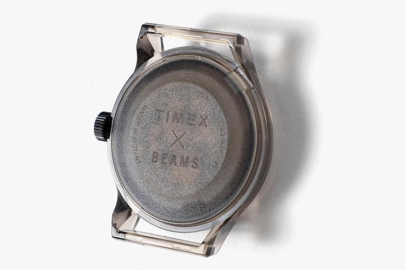 BEAMS TIMEX Classic Digital original camper menswear streetwear spring summer 2020 collection timepiece watches accessories retro vintage