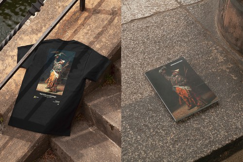 'Beinghunted.' Magazine Releases Third Issue Alongside T-Shirt Capsule