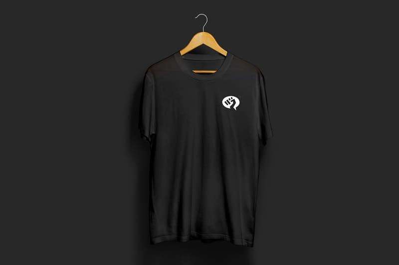 Benny Gold Black Lives Matter Charitable T-Shirt design drop charity SOOAKLAND blm pre order