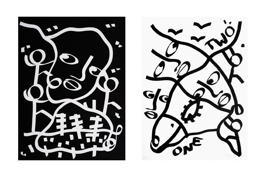 Best Artworks Releasing July 2020 Week 1 Black Artists Black Lives Matter Damon Davis Mister Michelle Prints Lithographs Editions Michelle Robinson Deun Ivory Shantell Martin YoYo Lander