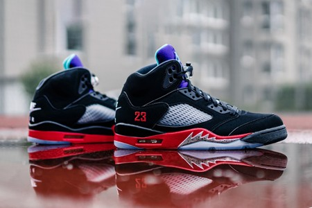 "Air Jordan 5 ""Top 3"" Champions This Week's Best Footwear Drops"