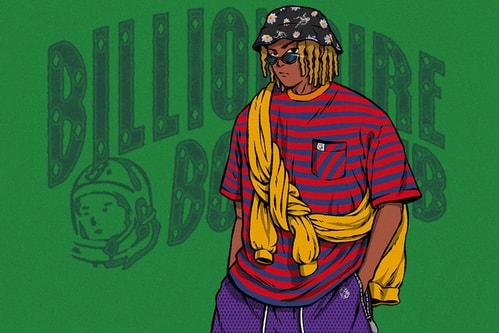 Billionaire Boys Club and ICE CREAM Drop Manga-Inspired Summer 2020 Lookbooks
