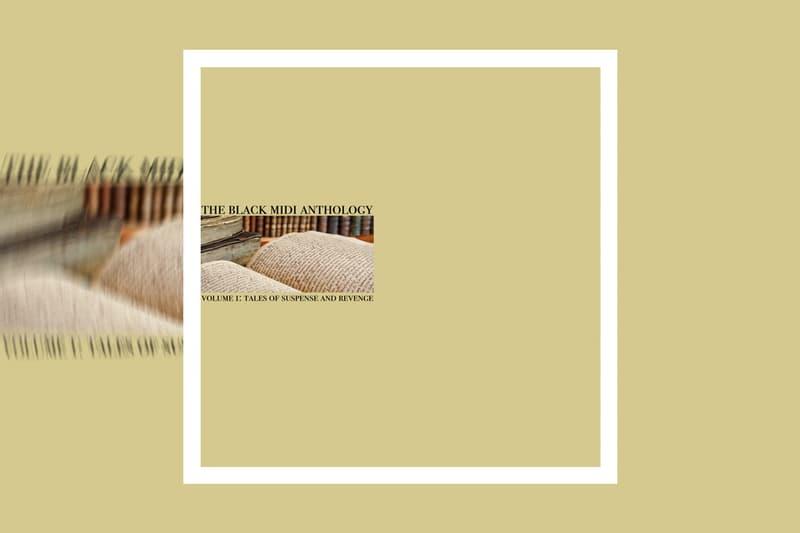'The Black Midi Anthology Vol. 1: Tales of Suspense and Revenge' Stream short stories instrumental mixes guy de maupassant robert tresseell ernest hemingway edgar allan poe