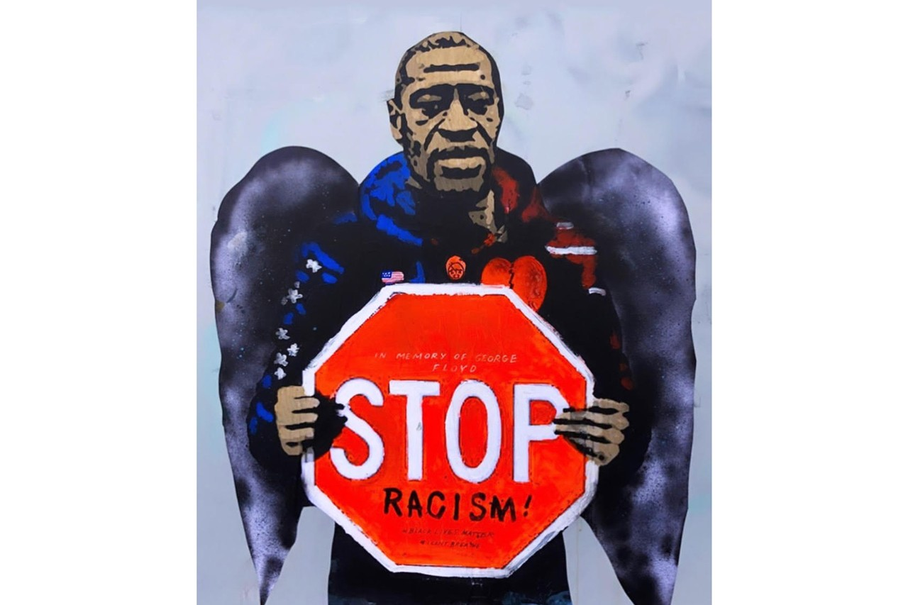 blacklivesmatter george floyd ahmaud arbery breonna taylor artworks protests