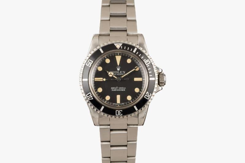 bobs watches rare vintage original owner rolex watches paul newman daytona submariner gmt master explorer steve mcqueen