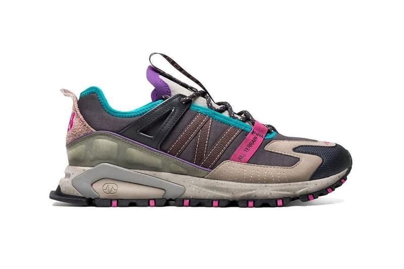 Bodega x New Balance X Racer All Terrain Teaser sneakers shoes boots june 2020 instagram