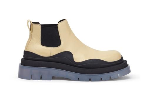 Bottega Veneta Unveils New Footwear Styles