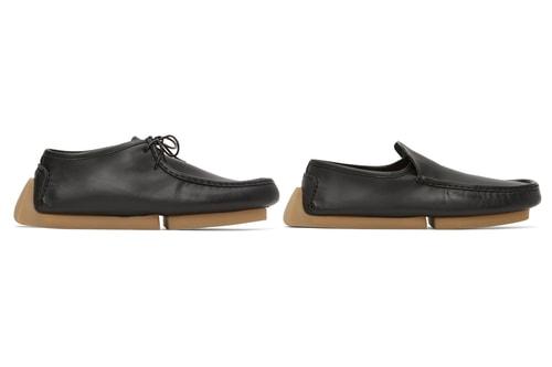Bottega Veneta Elevates Classic Loafer Silhouettes With Square Moc-Toes
