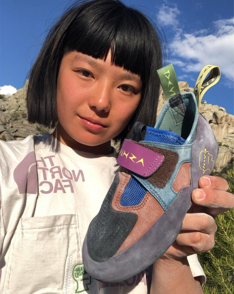 brain dead evolv zenist rock climbing shoe charity donation brown blue purple green yellow official release date info photos price store list buying guide