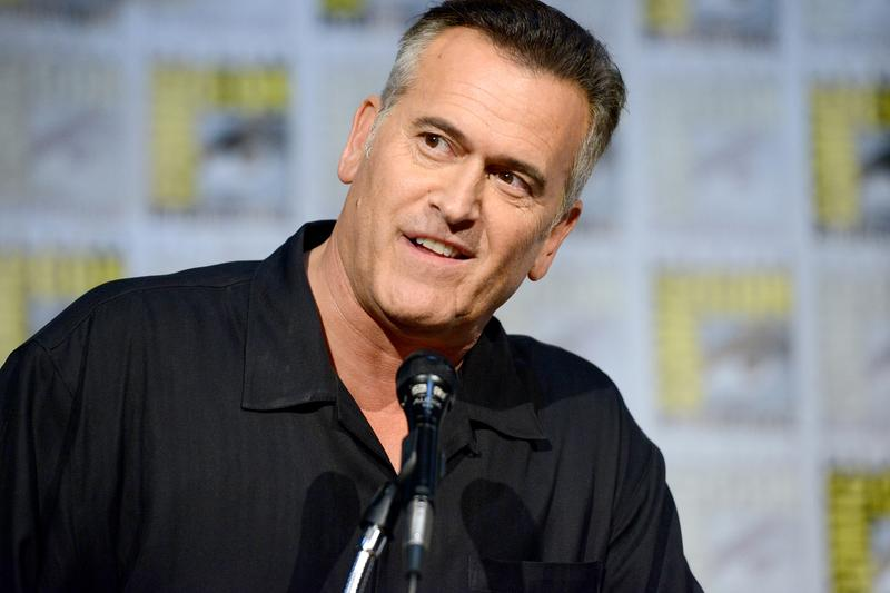 Bruce Campbell Unveils New 'Evil Dead' Film Title and Director lee cronin horror comedy new movie reboot sam raimi ash williams