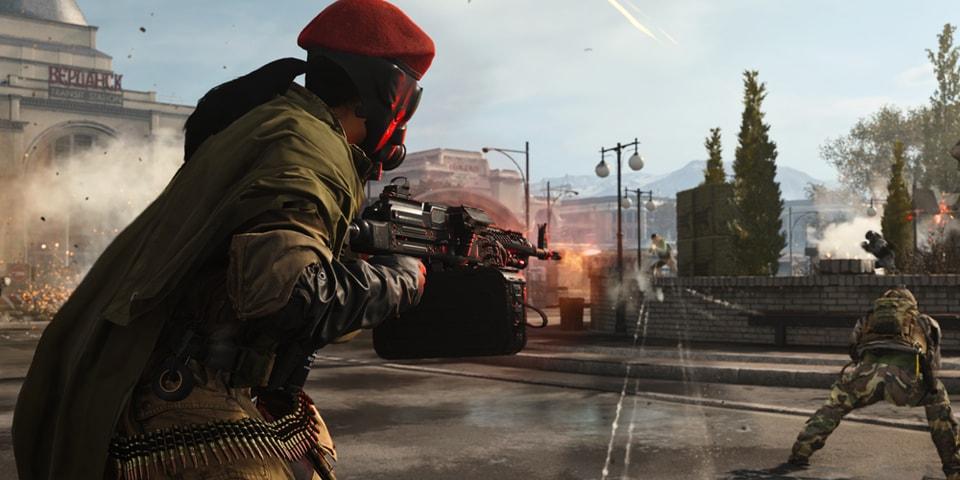 Call Of Duty Warzone Modern Warfare Season 4 Hypebeast