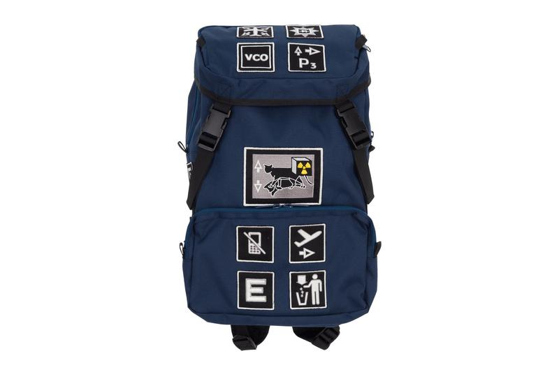 Cav Empt Patched Backpack Release C.E. Toby Feltwell Sk8thing Japan fashion accessories backpack