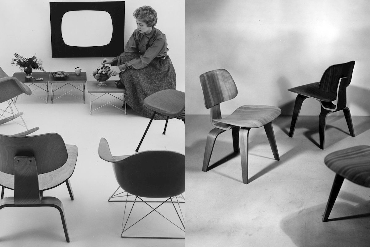 What Goes Into a Chair (Before You Do) Despite the importance of a chair's structure visuals by no means take a back seat Chairs Tom Dixon Vitra Rolf Fehlbaum Jay Novak Modernica Mid-Century Modern Furniture Design Classic Ray Charles Eames Chair Molded Plywood Lounge Chair Prouve Rietveld Marcel Breuer Wassily Bauhaus Charlotte Perriand Eileen Gray Donald Judd Museum of Modern Art Philippe Starck IKEA Seating Editorial Features HYPEBEAST Closer Look Deep Dive Industry Architecture