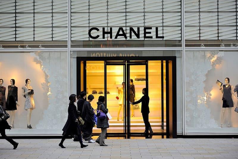 chanel chief financial officer Philippe Blondiaux coronavirus economy impact 18 24 months covid 19
