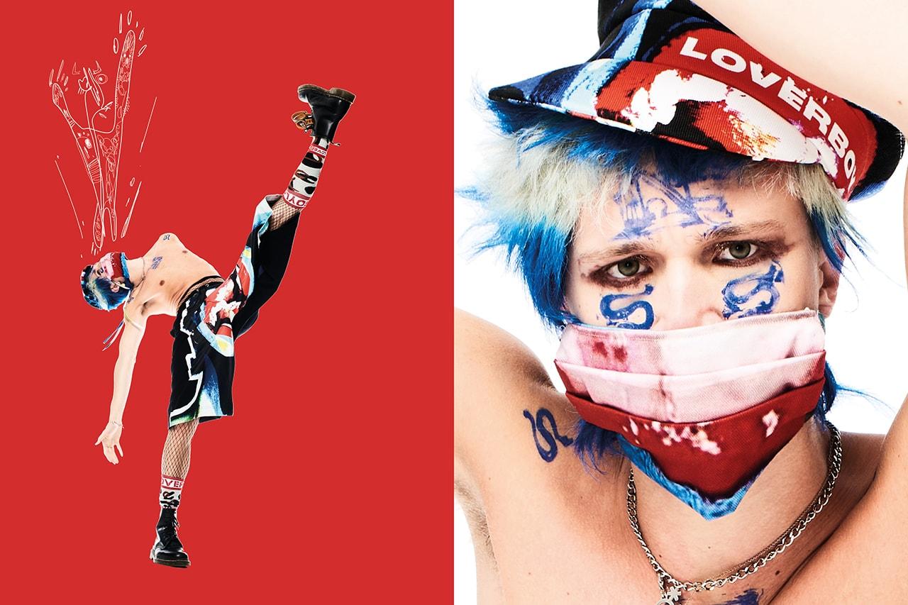 Ahluwalia Bianca Saunders ROKER Nicholas Daley London Fashion Week LFW British Fashion Council