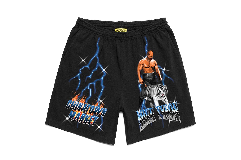 マイク・タイソン× Chinatown Market によるコラボカプセルコレクションが登場 Chinatown Market x Mike Tyson Capsule collection Release Info boxing graphic t-shirts hooded sweatshirts lookbook