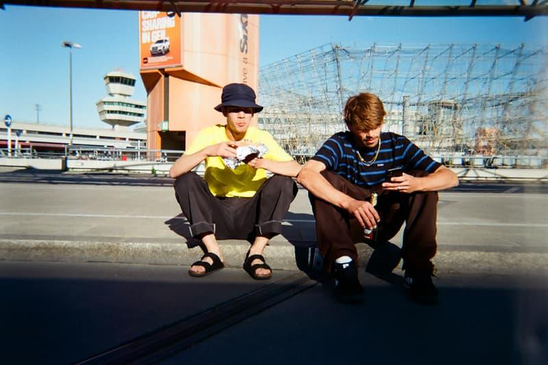 Civilist Berlin Summer 2020 Collection Lookbook ss20 germany spring capsule skate buy