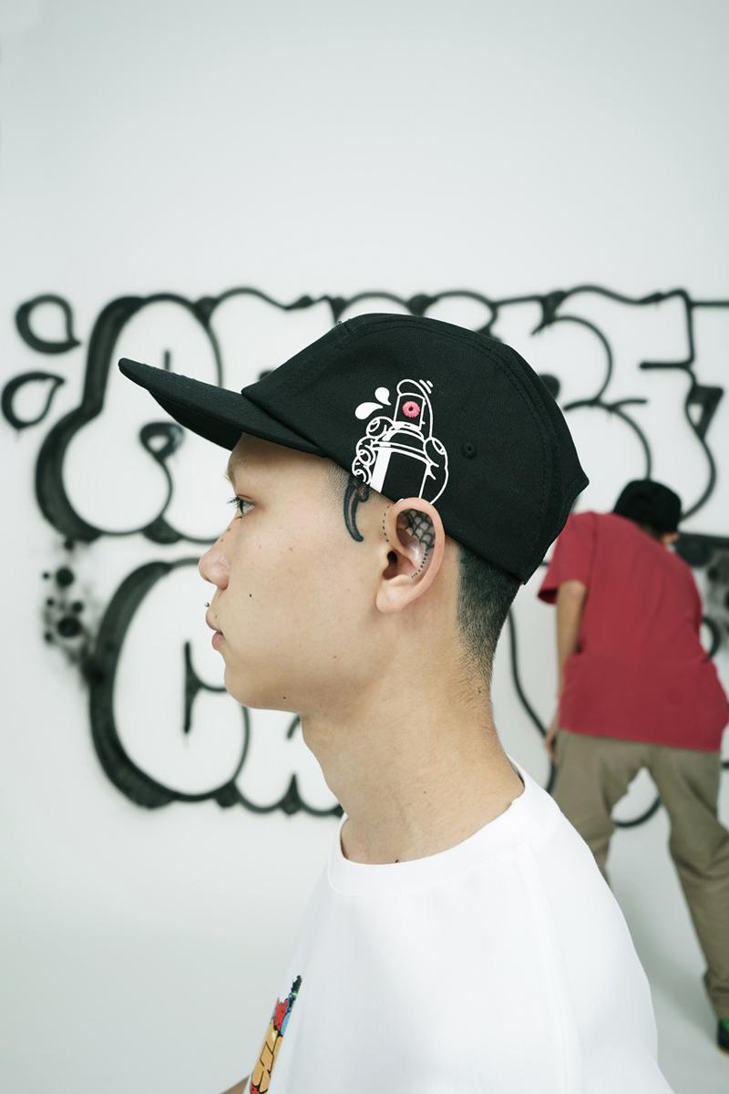 cloakwork against lab the system collection capsule t shirt hat official release date info photos price store list