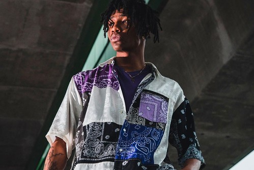 CLOT and MIYAGIHIDETAKA Go Heavy With Bandana Patchwork in New Capsule