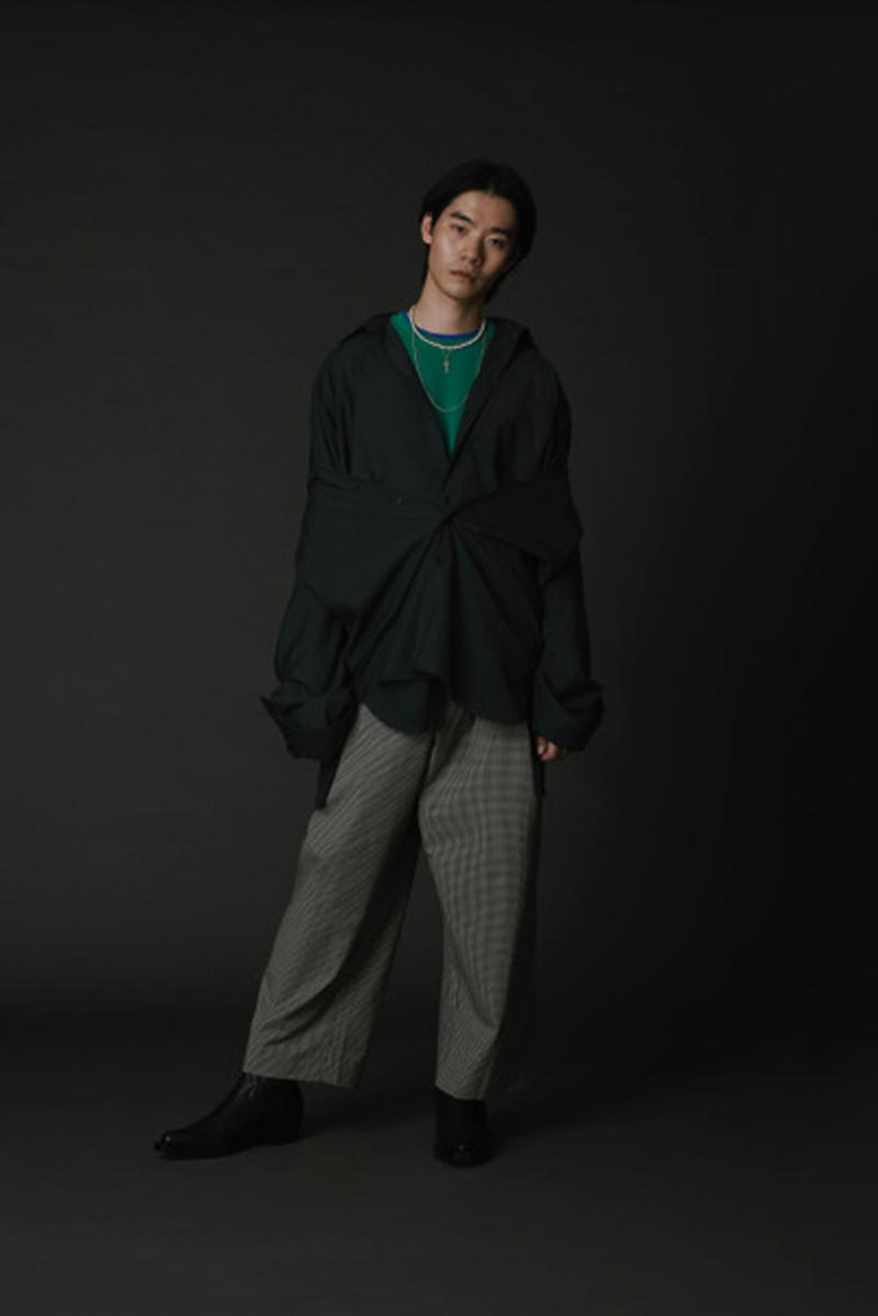 Coda SS20 Collection Lookbook GRAPH LAYER spring summer 2020 hong kong store