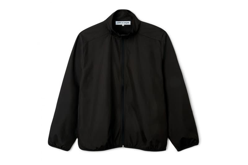 COMME des GARÇONS CDG Black Lives Matter Charity drop capsule release collection coaches jacket tee shirt dover street market