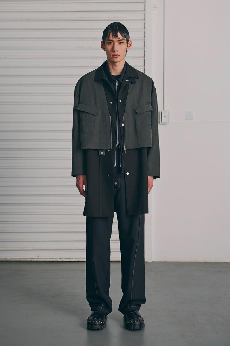 COMMON DIVISOR Spring Summer 2020 Minimal Needs Lookbook Clothes menswear streetwear spring summer 2020 collection Japanese shirts jackets pants trousers t shirts pullovers hoodies