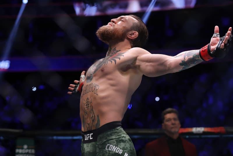 Conor McGregor Announces Retirement retire retiring Twitter fighting ufc mixed martial arts