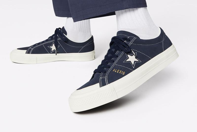 converse cons fastbreak one star pro as alexis sablone obsidian egret white ghost green 167615C 167609MP official release date info photos price store list
