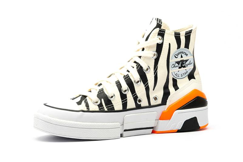 Converse CPX70 Zinc Yellow Black Egret menswear streetwear spring summer 2020 collection footwear shoes runners trainers kicks sneakers