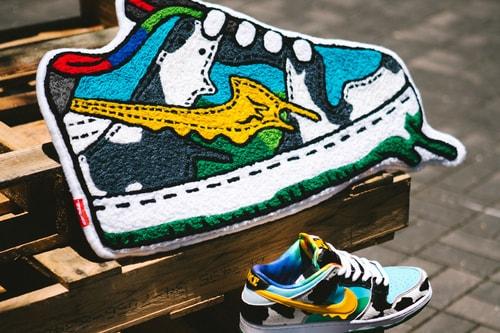 "Copaze Celebrates Ben & Jerry's x Nike SB Dunk Low ""Chunky Dunky"""