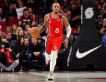 Damian Lillard Is the 'NBA 2K21' Current Gen Cover Athlete