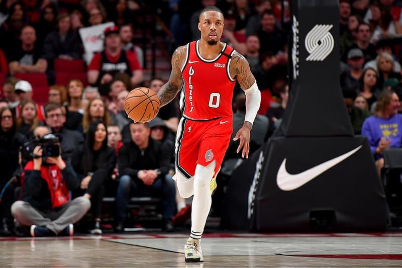 Daman Lillard NBA 2K21 Cover national basketball association 2k portland trail blazers dame dollar ps4 xbox one nintendo switch legends ps5