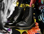 Dr. Martens and PLEASURES Mix Punk With New Wave for 1460 Collaboration