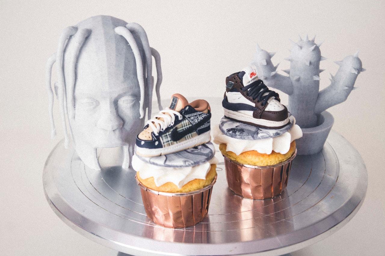 how to create bake make eat custom sneaker nike sb dunk cookies eatgoodnyc video