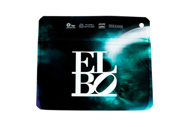 Elbo Glass Pake Zip Bag Capsule Collection Release Info The Quantum GD Bear Clandestine Quantum Logo