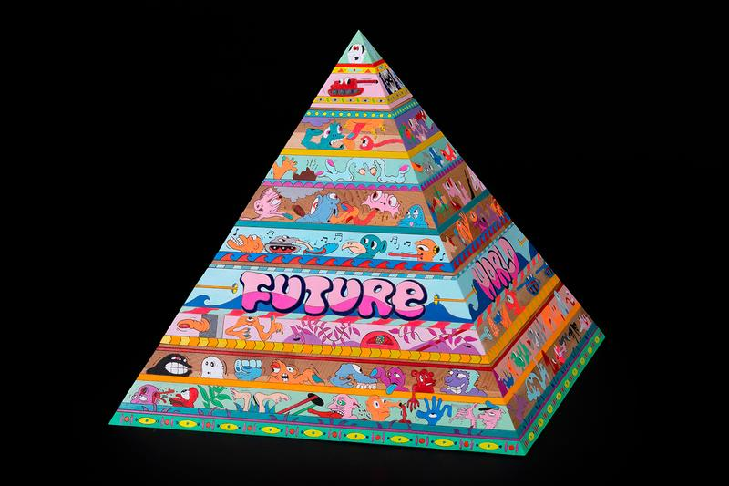 Erik Parker Future Artwork AllRightsReserved wood hand painted sculpture New York contemporary artist