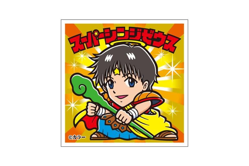 Evangelion Bikkuri Man Lotte Release Buy Price Seals Character Stickers Info What is