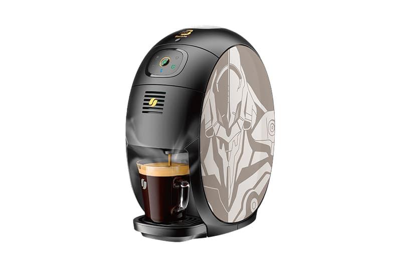 Evangelion Nestlé Nescafé Gold Blend Barista Release Info Buy Price coffee machine