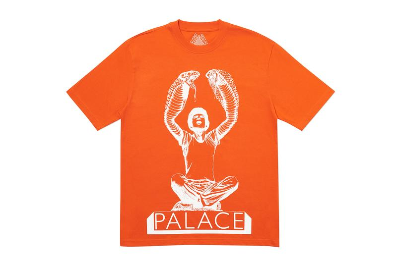 Palace Skateboards Summer 2020 Week 5 Drop List Release Info Jacket Hoodie T shirt pants Accessories Jersey