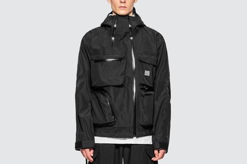 F-LAGSTUF-F Drops Hi-Tech 3M MT Custom Jacket