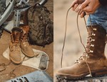 Filson Infuses White's Fire Hybrid Boot With Premium Textiles