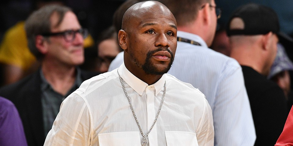 Floyd Mayweather to Reportedly Pay for George Floyd's Funerals