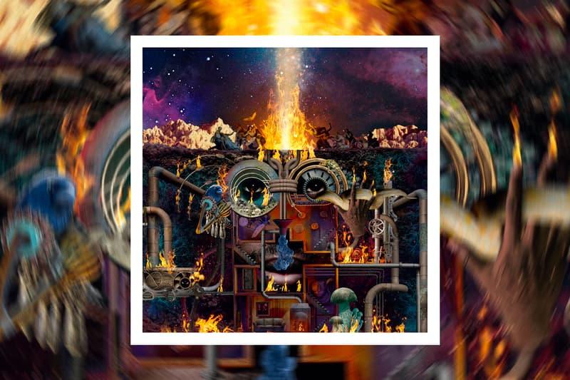 Flying Lotus Flamagra Deluxe Instrumentals Album Stream flylo