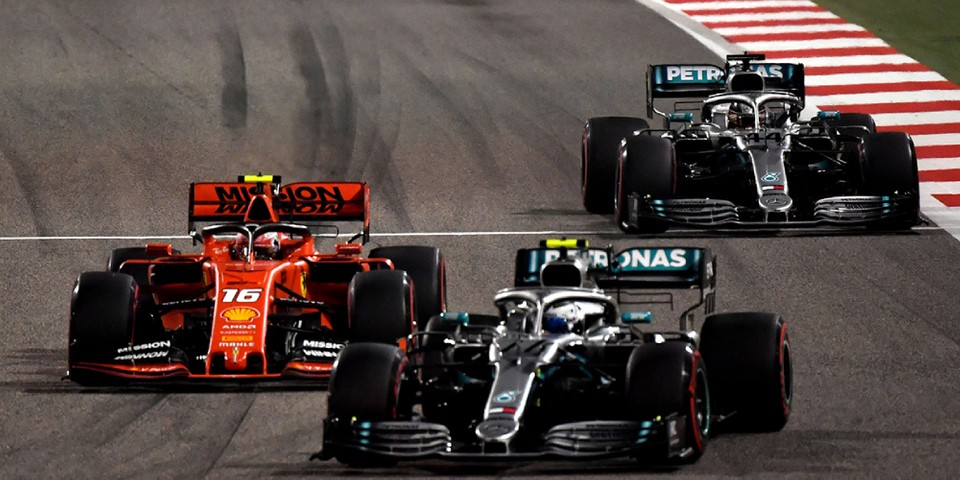 Formula 1 Season Will Start With Eight Races in Europe