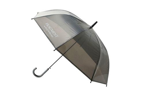 THE CONVENI and fragment design Deliver an Elegant Umbrella