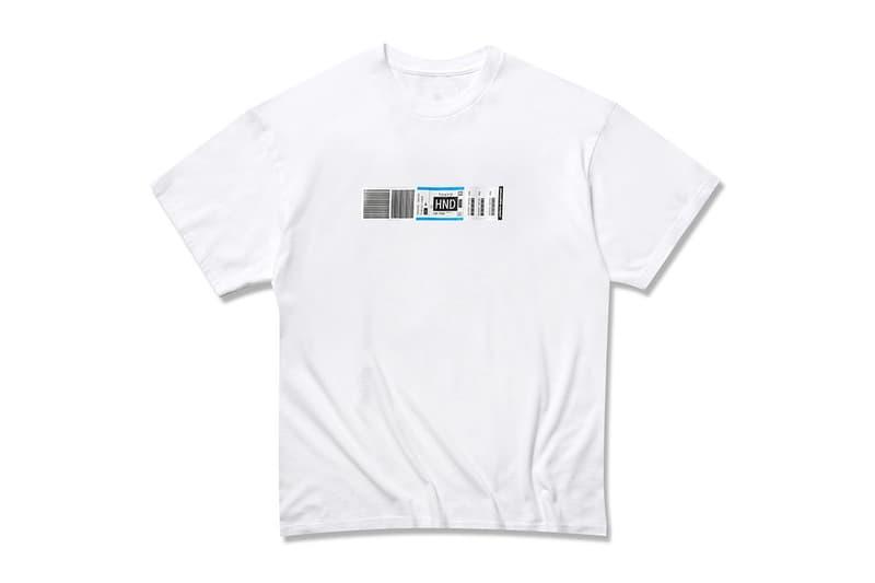 fragment design uniform experiment Airport T-Shirt Release Haneda Heathrow Tbilisi Info Buy Price Hiroshi Fujiwara