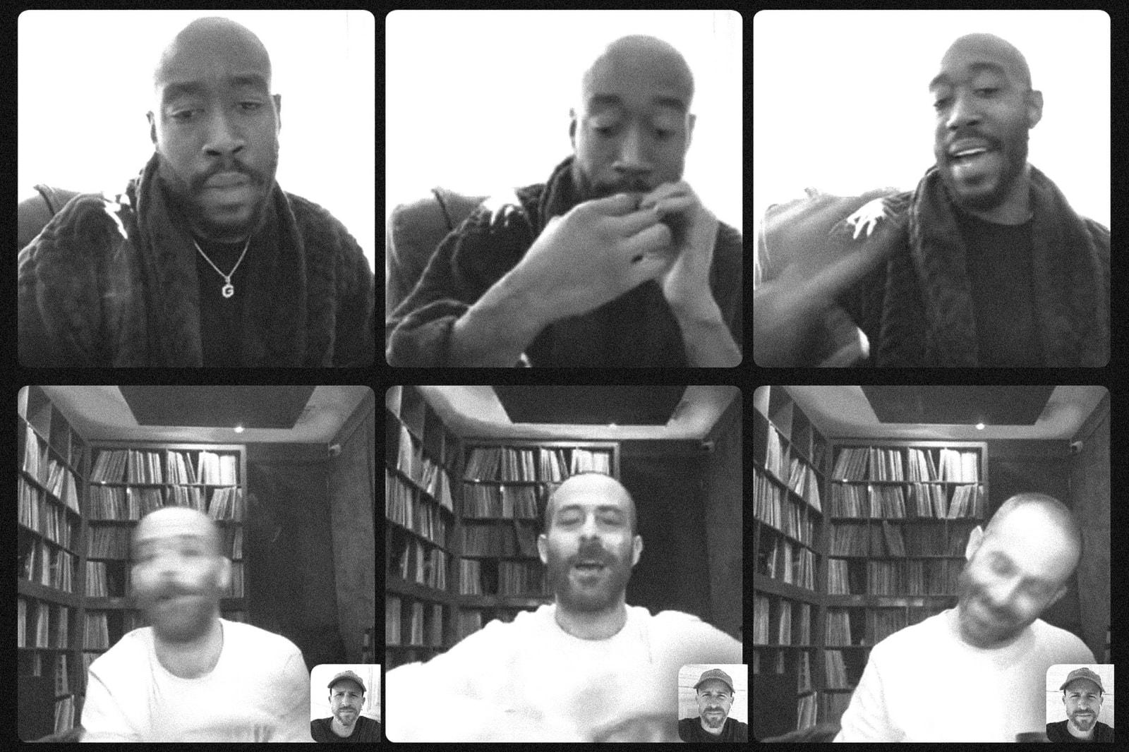 Freddie Gibbs The Alchemist Alfredo Album Interview HYPEBEAST Music Rap HipHop Hip Hop Rapper Best New Tracks ESGN Bandana Madlib Warner Records Keep Cool Pinata Fetti