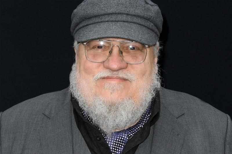 George R. R. Martin Game of Thrones Winds of Winter