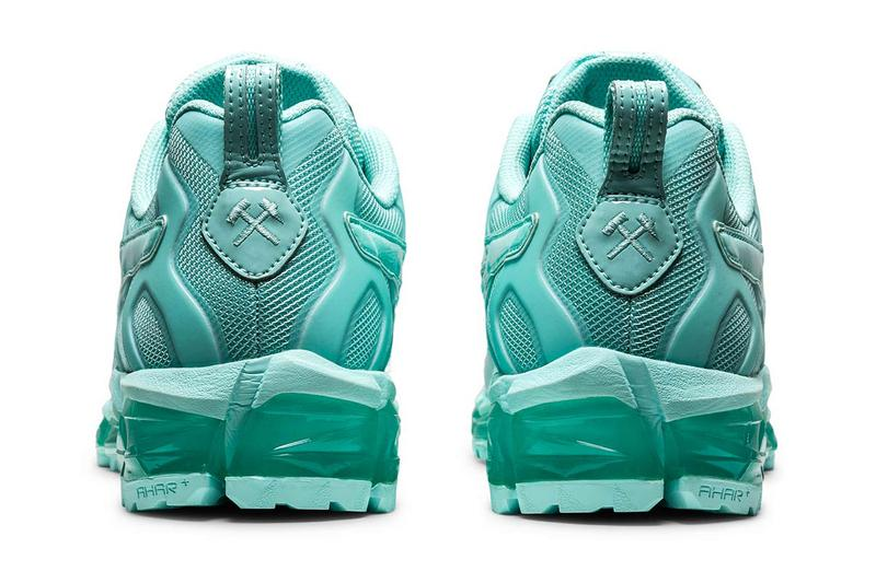 gmbh asics gel nandi 360 skylight turquoise teal blue white  1021A415 100 401 official release date info photos price store list buying guide