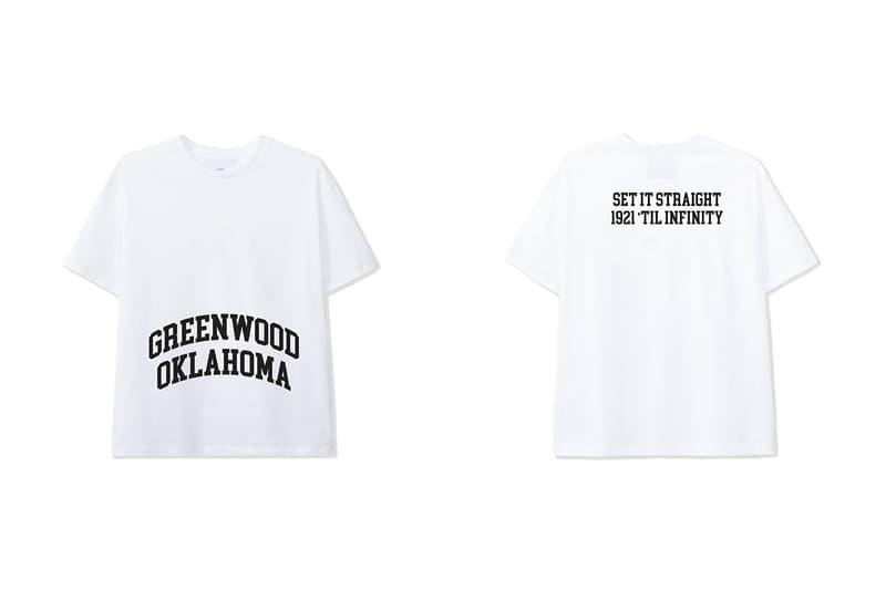 Goodfight Black Lives Matter T-Shirt Greenwood Chamber of Commerce Greenwood & the Tulsa Race Massacre Union Los Angeles American History Injustice